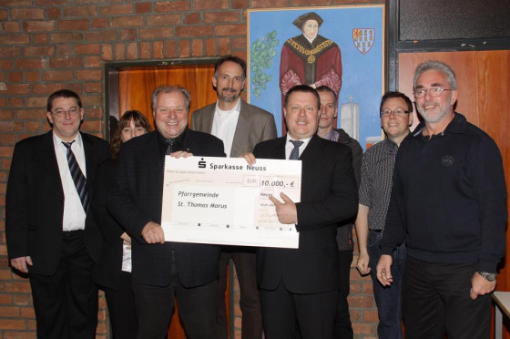 Förderverein für Kardinal-Bea-Haus feiert 10-Jähriges