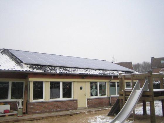 Kita St. Cornelius jetzt mit Photovoltaikanlage
