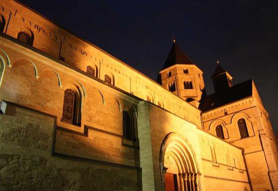 Beim Denkmaltag im Blickpunkt: die Knechtstedener Basilika. Foto: TZ