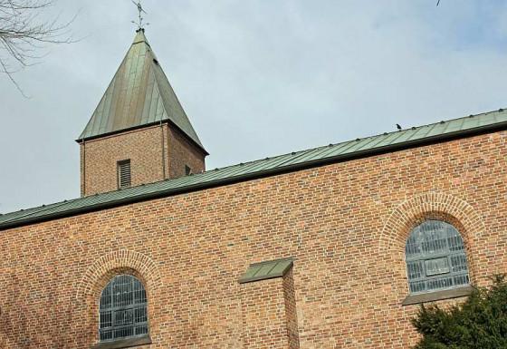 St. Maria vom Frieden wurde vor 50 Jahren geweiht. Foto: TZ
