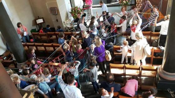 Meerbusch: Kindergottesdienst mit Michel Angelo