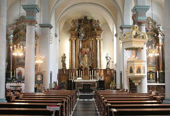 Auch St. Pankratius in Nievenheim soll geöffnet werden. Foto: TZ