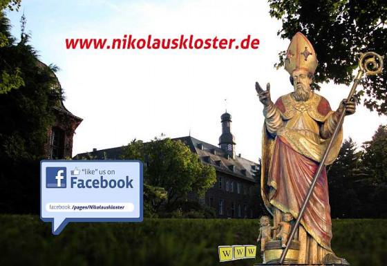 Das Nikolauskloster geht in die Online-Offensive.