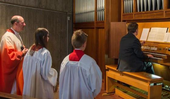 St. Pius: Neue Orgel in Dienst genommen