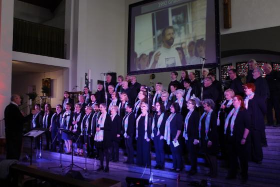 Gospelchor Together unter neuer musikalischer Leitung