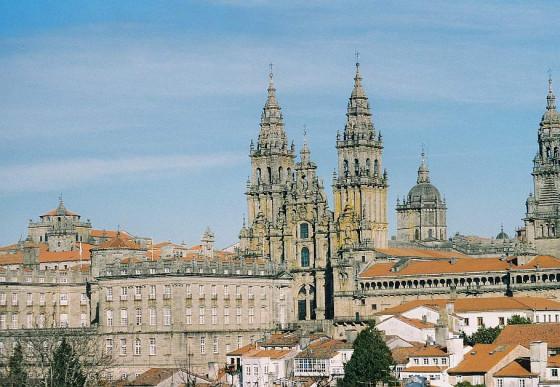 Santiago ist das Ziel der Pilger vom Gilbach. Foto: TZ