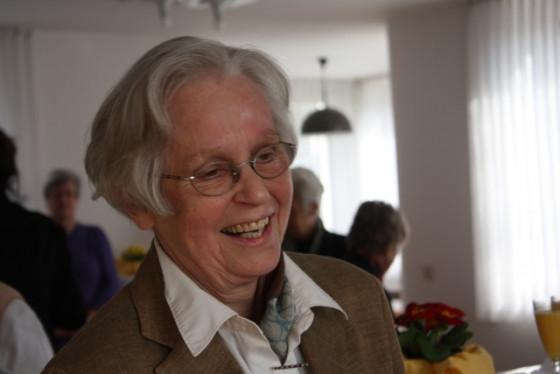 Ellen Scheerbarth als Frau des Jahres ausgezeichnet