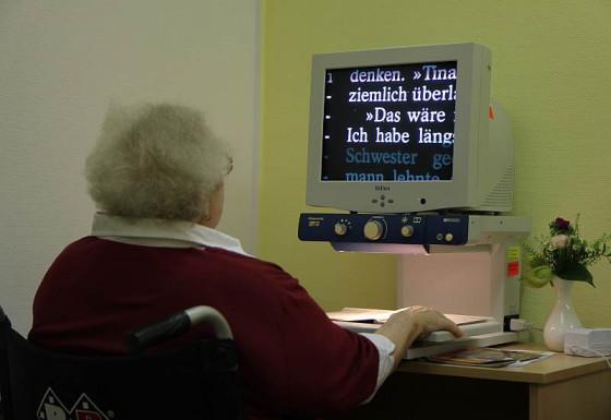Das Leben im Alter wird in Nievenheim beleuchtet. Foto: TZ