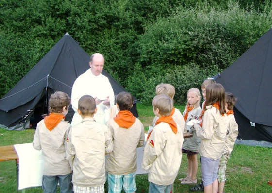 Katholische Jugend beschert hunderten Kindern erlebnisreiche Ferien