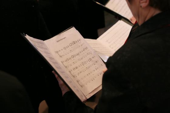 Neues Musikprojekt: Chor 30-49