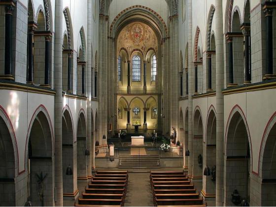 St. Quirin feiert nächstes Jahr 800-jähriges Jubiläum
