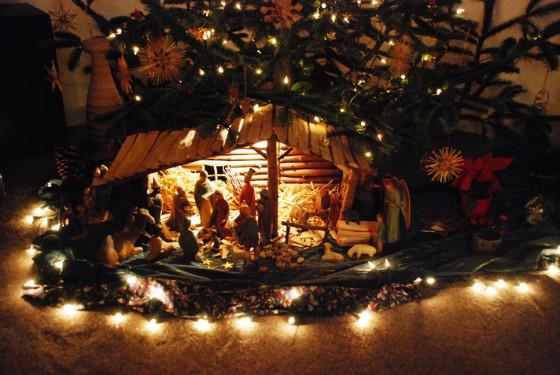 Ein gesegnetes Weihnachtsfest ...